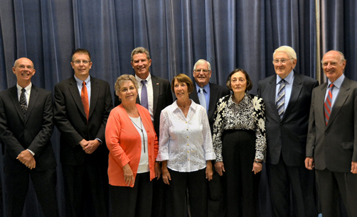 GHS 2014 Hall of Fame Inductees