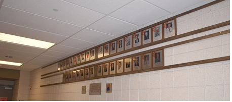 Galion High School HOF Hall