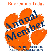 Support the Galion Alumni Association
